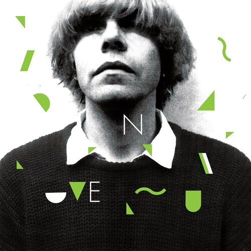 Tim Burgess - Oh No I Love You Vinyl LP Clear Green LOVE RECORD STORES 2020