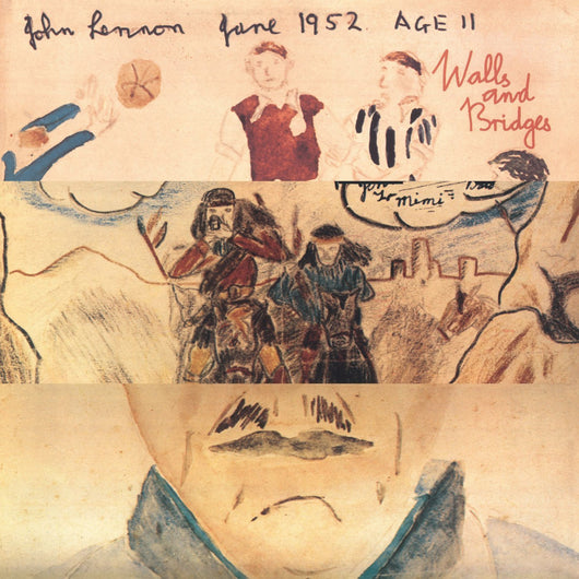 JOHN LENNON WALLS AND BRIDGES LP VINYL NEW 33RPM