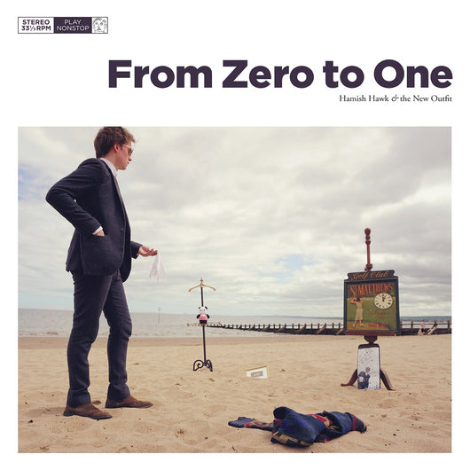 Hamish Hawk & The New Outfit From Zero To One CD