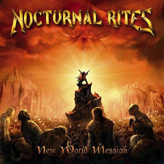 NOCTURNAL RITES NEW WORLD MESSIAH LP VINYL NEW (US) 33RPM