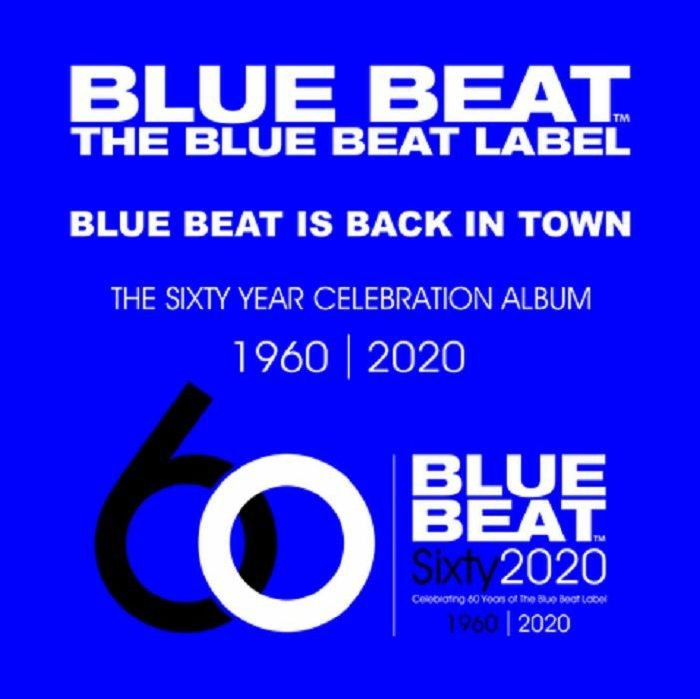 Blue Beat Label - The Sixty Year Celebration Album 1960-2020 Vinyl LP RSD Oct 2020