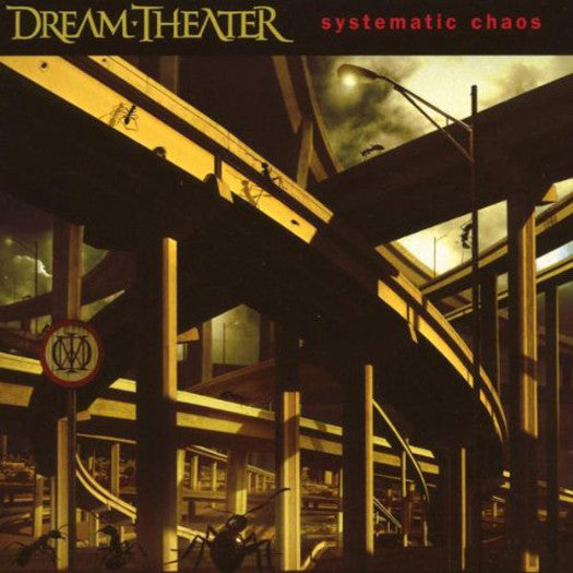 DREAM ATER SYSTEMATIC CHAOS DOUBLE LP VINYL 33RPM NEW