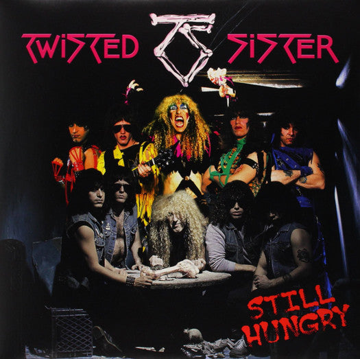 TWISTED SISTER STILL HUNGRY VINYL 33RPM NEW LP VINYL 33RPM NEW