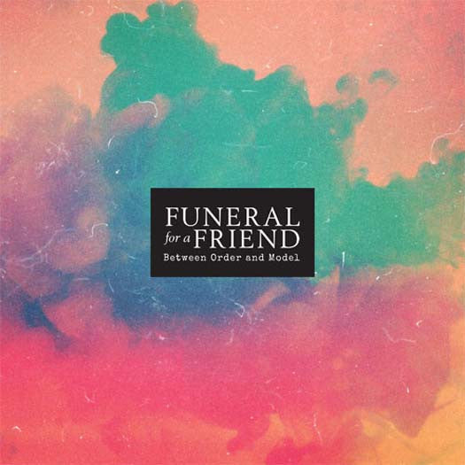 FUNERAL FOR A FRIEND Between Order and Model LP Vinyl ORANGE New