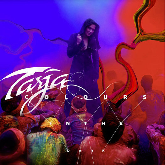 TARJA COLOURS IN THE DARK LP VINYL NEW 33RPM