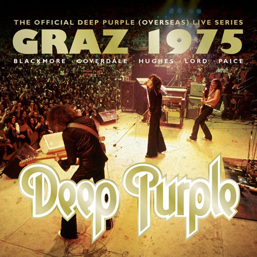 DEEP PURPLE GRAZ 1975 DOUBLE LP VINYL NEW 33RPM