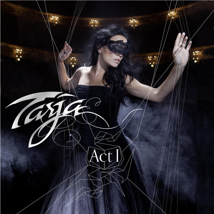TARJA ACT 1 LP VINYL 33RPM NEW BOX SET