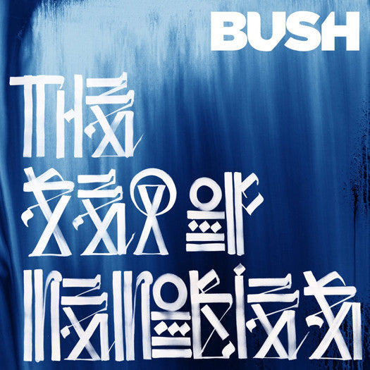 BUSH SEA OF MEMORIES LP VINYL NEW 33RPM