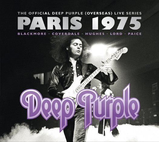 DEEP PURPLE PARIS 1975 TRIPLE LP VINYL NEW 33RPM
