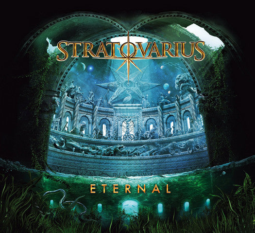 STRATOVARIUS ETERNAL DOUBLE LP VINYL NEW 33RPM