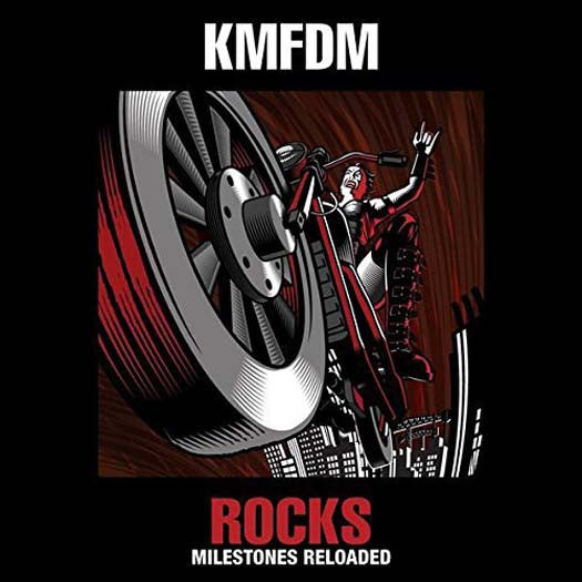 KMFDM Rocks Milestones Reloaded 2LP Vinyl NEW