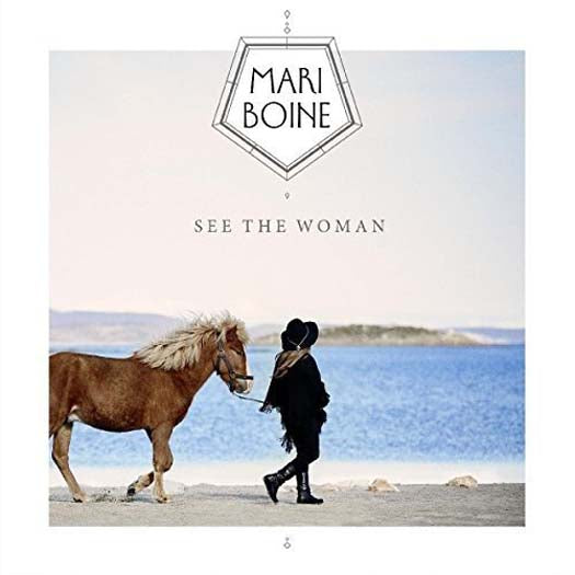 MARI BOINE See The Woman 2LP Vinyl NEW 2017