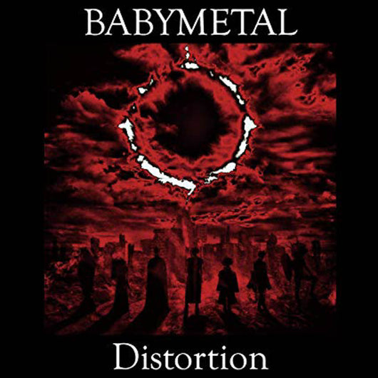 Babymetal Distortion Ltd Red 12