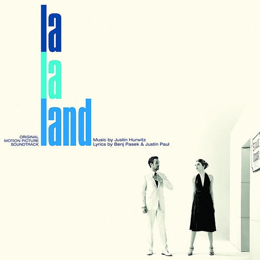 LA LA LAND Soundtrack LP Vinyl NEW 2017