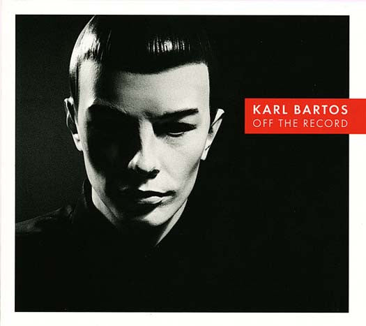 KARL BARTOS Off the Record LP Vinyl & CD NEW 2013