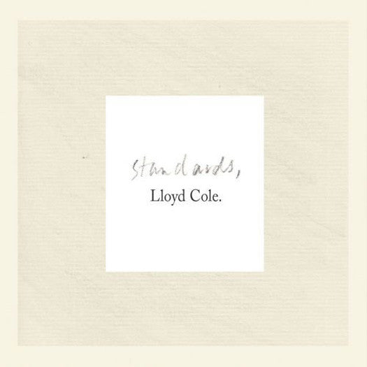 LLOYD COLE STANDARDS CD AND LP VINYL NEW (US) 33RPM