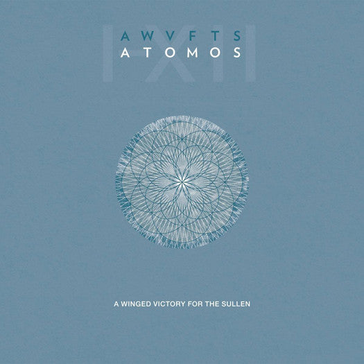 A WINGED VICTORY FOR THE SULLEN ATOMOS LP VINYL NEW 33RPM