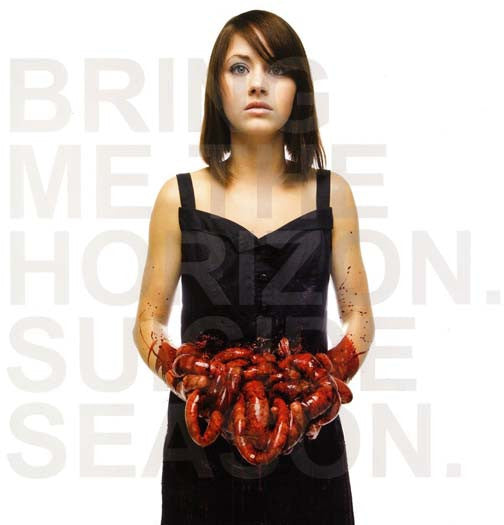 BRING ME THE HORIZON SUICIDE SEASON LP VINYL NEW 33RPM