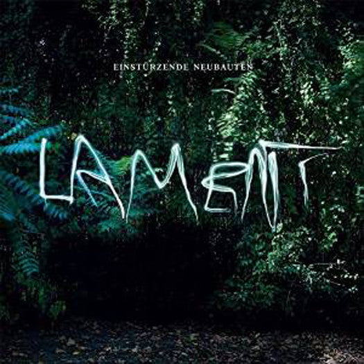 EINST RZE NDENEWBAUTEN LAMENT LP VINYL NEW 33RPM