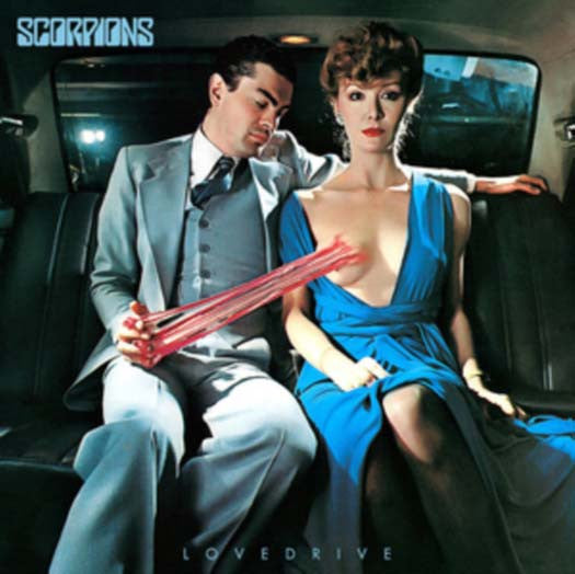 SCORPIONS Lovedrive LP Vinyl NEW