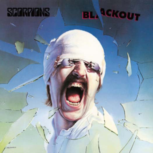 SCORPIONS BLACKOUT VINYL LP VINYL NEW 33RPM
