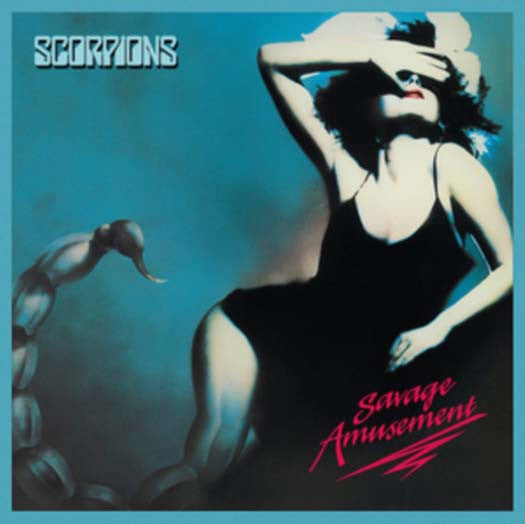 SCORPIONS Savage Amusement LP Vinyl NEW 33RPM