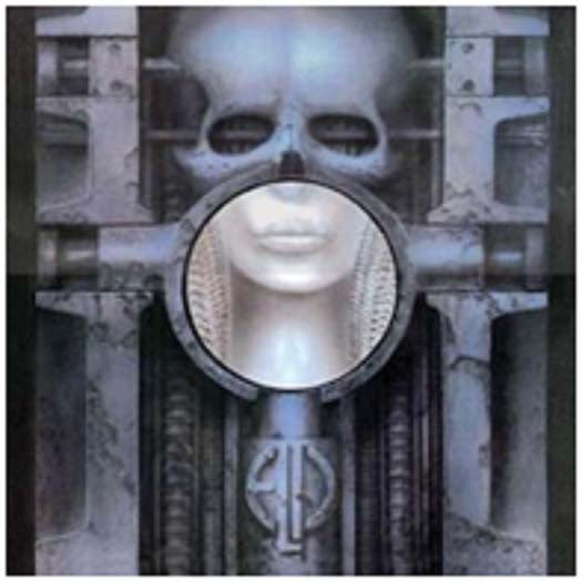 EMERSON LAKE & PALMER Brain Salad Surgery LP Vinyl NEW