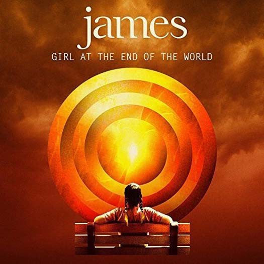 James Girl At The End Of The World LP Vinyl NEW 2016