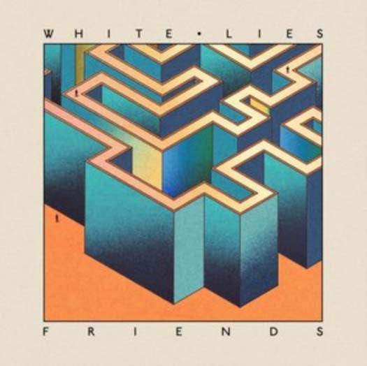 WHITE LIES Friends LP Vinyl NEW