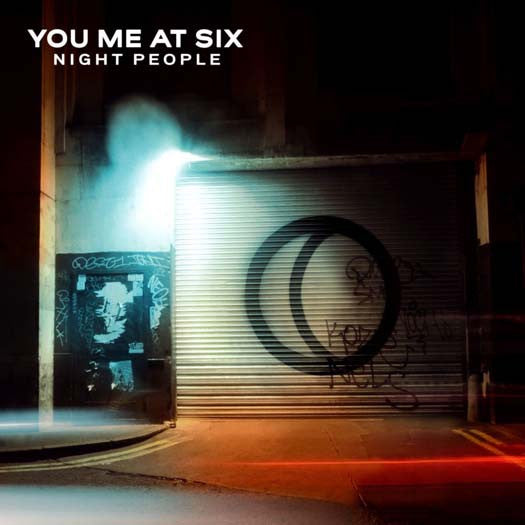 YOU ME AT SIX Night People LP Vinyl NEW 2017