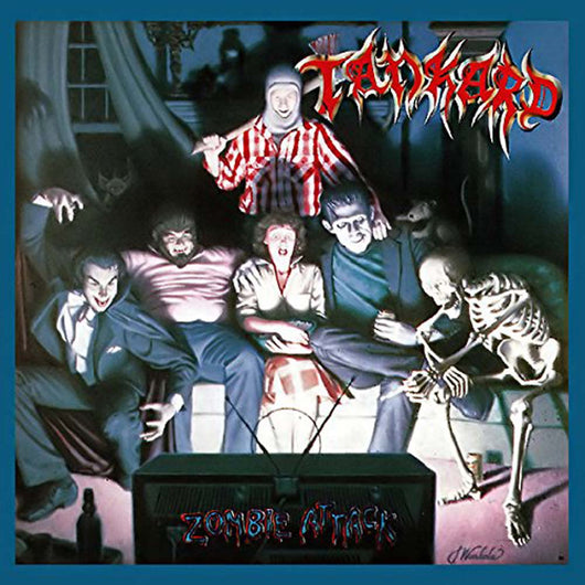 TANKARD Zombie Attack LP Vinyl NEW 2017