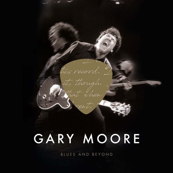 GARY MOORE Blues and Beyond 4LP Box-Set NEW 2017
