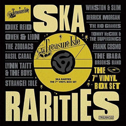 Treasure Isle Ska Rarities The 7