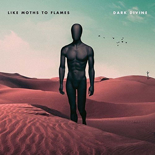 LIKE MOTHS TO FLAMES Dark Divine LP Yellow Vinyl NEW 2017