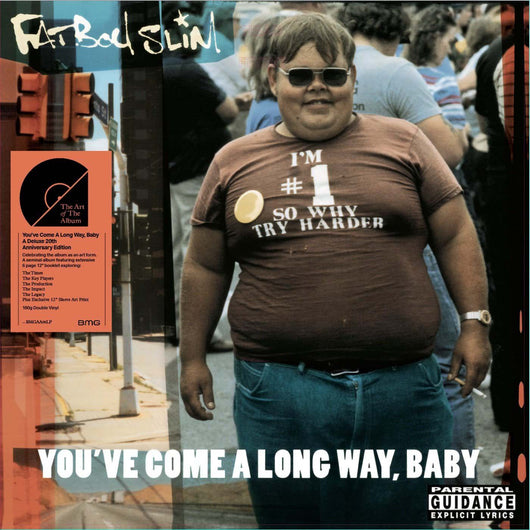FATBOY SLIM You've Come a Long Way Baby LP Dlx Vinyl NEW 2018