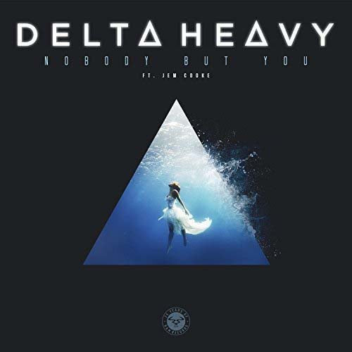 "Delta Heavy Nobody but You (ft. Jem Cooke) 12"""" NEW 2018"