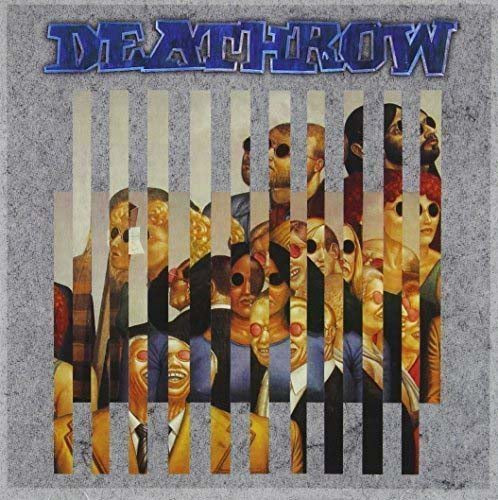 DEATHROW Deception Ignored LP Silver Vinyl NEW 2018