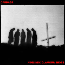 CABBAGE Nihilistic Glamour Shots LP Indies Red Vinyl NEW 2018