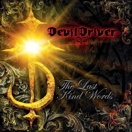 Devildriver The Last Kind Words Ltd Yellow & Pink Vinyl LP New 2018