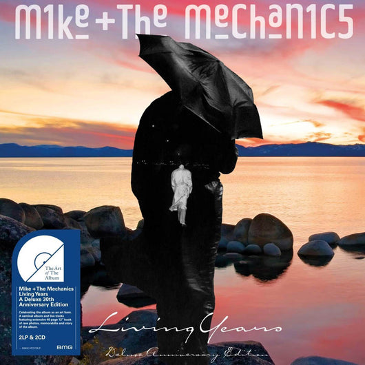 Mike & The Mechanics Living Years Double Vinyl LP + 2 CD New 2018