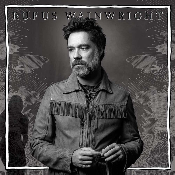 Rufus Wainwright - Unfollow The Rules Vinyl LP 2020