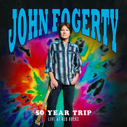 John Fogerty - 50 Year Trip Live at Red Rocks Double Vinyl LP New Out 24/01/20