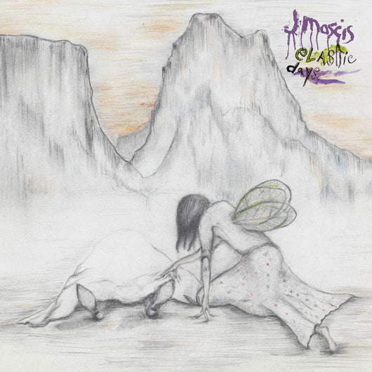 J Mascis Elastic Days Purple Vinyl LP New 2018