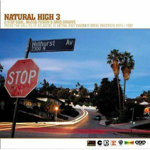 NATURAL HIGH VOL 3 2 TO STEP SOULBOOGIE FUSIONRARE LP VINYL NEW 33RPM