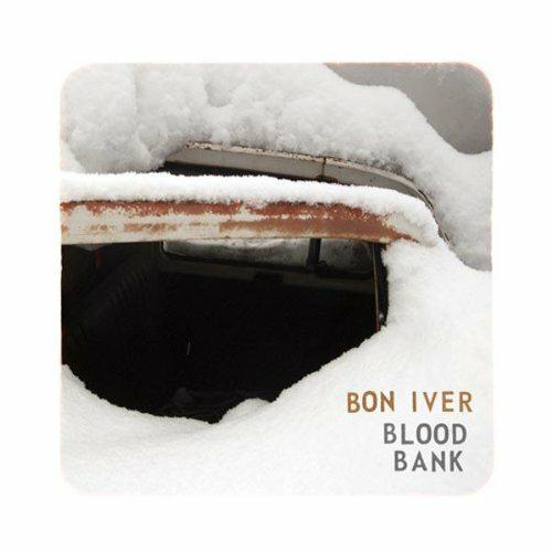 Bon Iver Blood Bank Vinyl EP Indie Folk Music Brand New