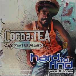 COCOA TEA SAVE US OH JAH 2006 LP VINYL NEW 33RPM