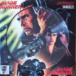 BLADE RUNNER Vangelis Soundtrack LP Vinyl NEW Ltd Ed Picture Disc RSD 2017