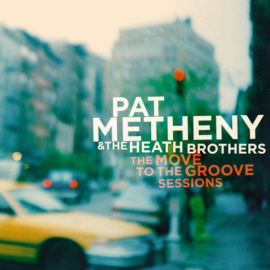 PAT METHENY MOVE TO THE GROOVE SESSIONS LP VINYL NEW (US) 33RPM