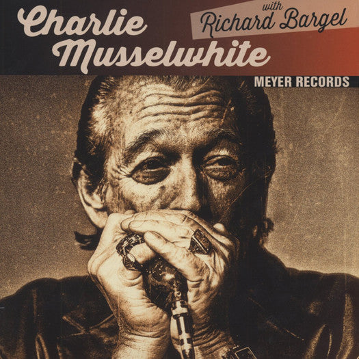 CHARLIE MUSSELWHITE WITH RICHARD BARGEL 10 INCH VINYL SINGLE NEW 45RPM