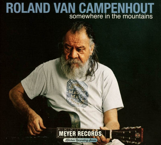 Roland Van Campenhout Somewhere in the Mountains Vinyl LP New 2019